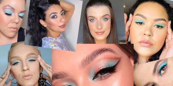 13 of the best make-up looks inspired by Hindash's Cosmo cover