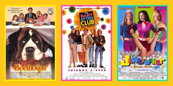 80 movies you definitely watched in the '90s and forgot about