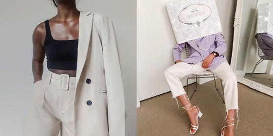 10 Instagram accounts I've followed this week for major fashion inspo
