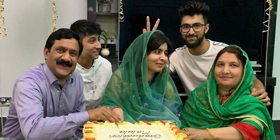 Youngest Nobel Peace Prize winner Malala Yousafzai graduates from Oxford