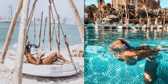 The best pool day deals in Dubai right now