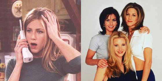 The hilarious thing Jennifer Aniston always did on Friends set
