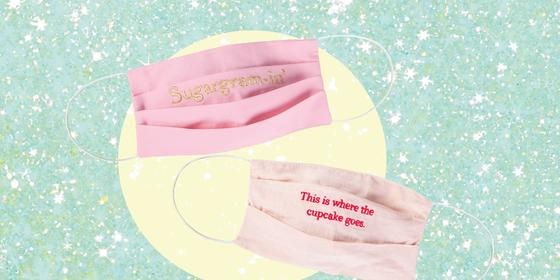 These two local brands have just joined forces to launch the cutest face masks