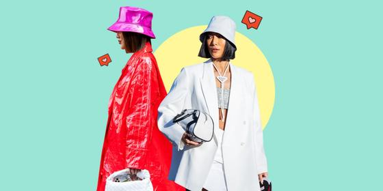 If you're not into the cute bucket hat trend, you're not paying attention