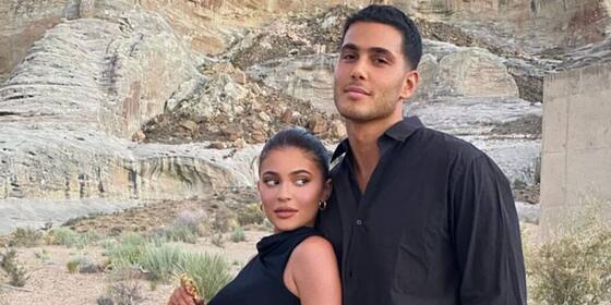 Does Kylie Jenner have a new Palestinian boyfriend?