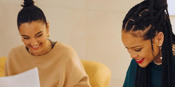 Alert: The Amina Muaddi X Rihanna Fenty shoe collection is launching tomorrow