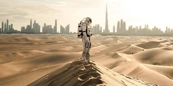 Celebs across the world join in with the first Arab countdown to Emirates Mars Mission
