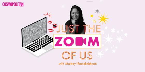 Just the Zoom of Us: 'Never Have I Ever's' Maitreyi Ramakrishnan