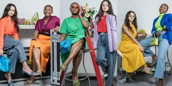 Cosmo Style Guide: Colour blocking 101