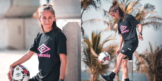 Meet the UAE's female footballer who is a Guinness World Record holder