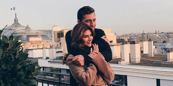 Who is Shiva Safai's new fiancé?