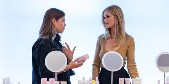 A major new series about beauty entrepreneurship airs today