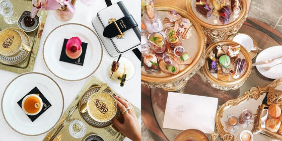 Afternoon Tea Week: 11 of the best places for afternoon tea in the UAE