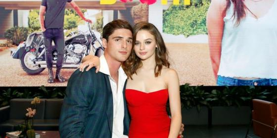 Jacob Elordi says he didn't watch 'The Kissing Booth 2' and his ex Joey King is not happy about it