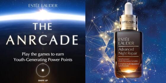 Estée Lauder's latest serum is inspired by gaming