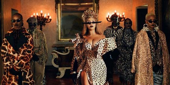 Beyoncé's 'Black Is King' make-up looks were a love letter to black beauty