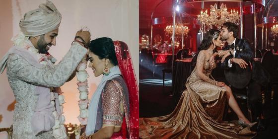 This stunning Dubai wedding just won an international award