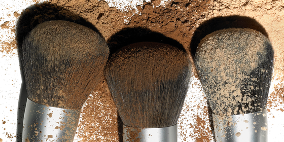 This Wishful Skin product is the *genius* hack to cleaning your make-up brushes