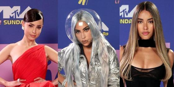 10 of the best glam moments from the 2020 VMAs