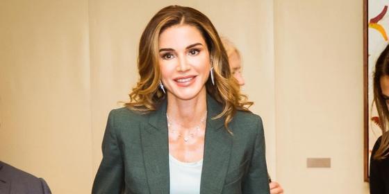 Queen Rania of Jordan celebrates 50th birthday today