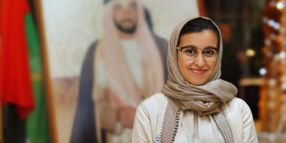 Gen STEM: Emirati Huda Ahli on the UAE's hub of sustainability and the misconceptions of women in STEM