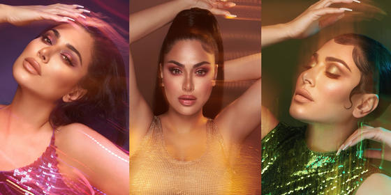 Huda Beauty's latest limited edition drop is perfect for the party season