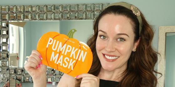 WTH is pumpkin doing in my skincare?