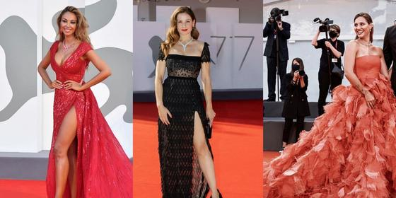 All the Arab designers who slayed on the Venice Film Festival red carpet