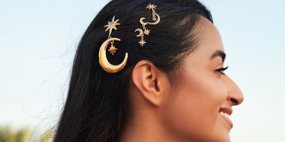 6 celestial hair accessories to channel your inner Alia Al Mansoori