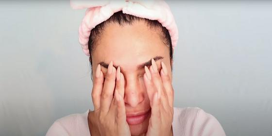 """Huda Kattan just launched a new Wishful product that has """"completely transformed"""" her skin"""