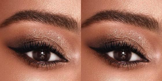 This is how to perfect a smokey eye