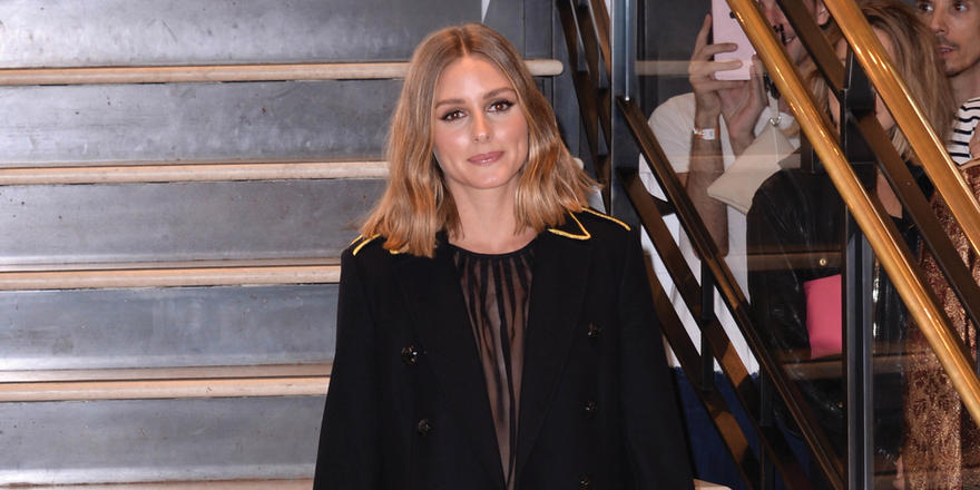 When Cosmo Met Olivia Palermo