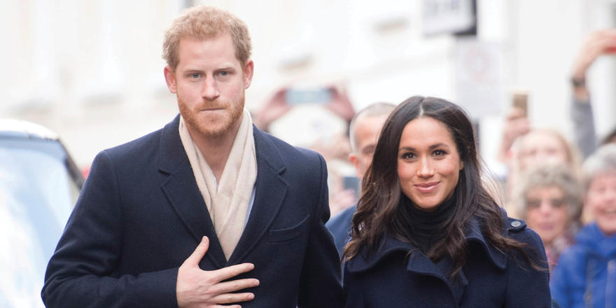 Harry and Meghan are telling their story in a new biography
