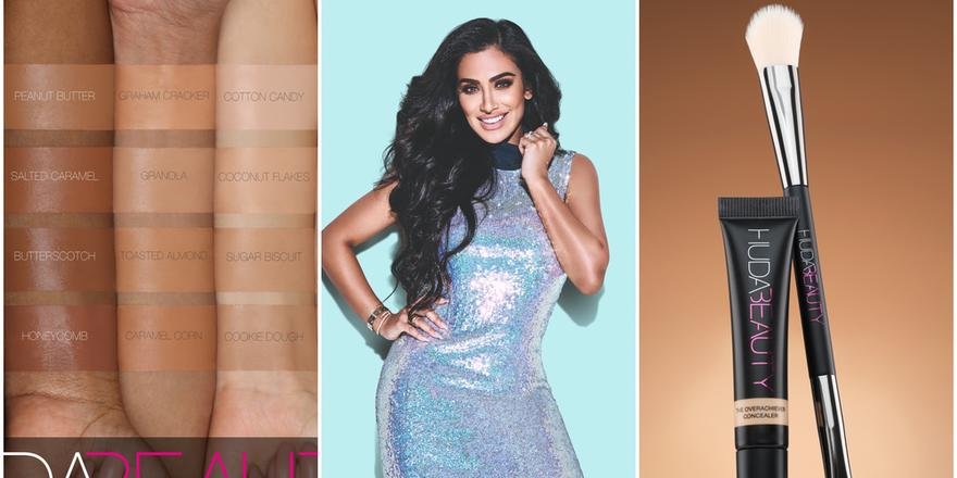 WIN! Meet Huda Kattan And Share Your Story With The Overachiever Concealer Campaign