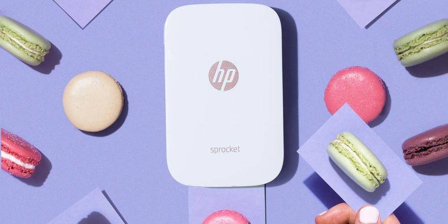 The HP Sprocket Photo Printer Is Our Latest Obsession