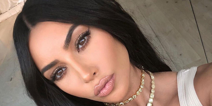 Wait, Did Kim Kardashian Just Subtly Reveal Her New Baby's Name?