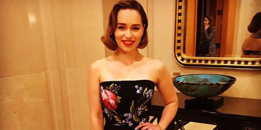 Game Of Thrones' Emilia Clarke Nearly Played Anastasia Steele In 50 Shades Of Grey