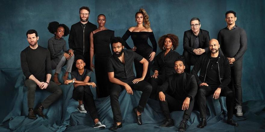 Lol, Beyoncé Was Fully Photoshopped Into This Lion King Cast Pic