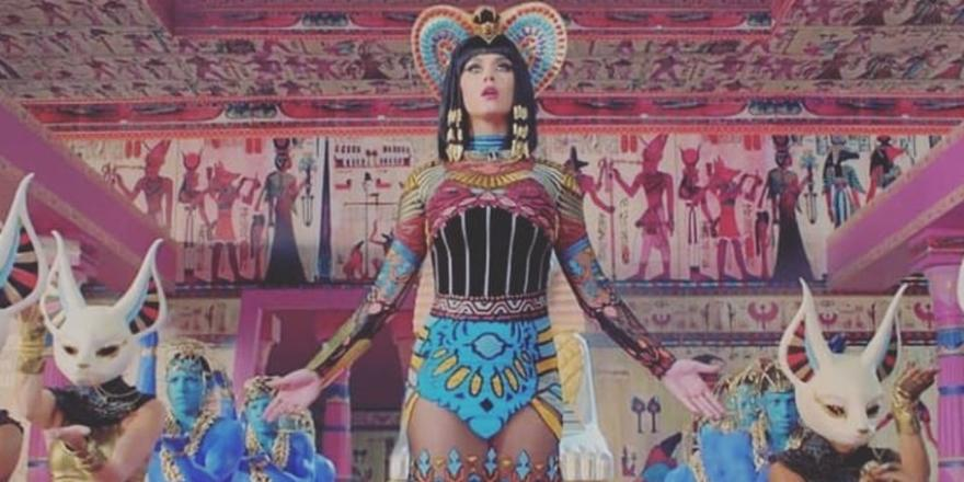 Katy Perry In Legal Trouble For Copying An Artist!