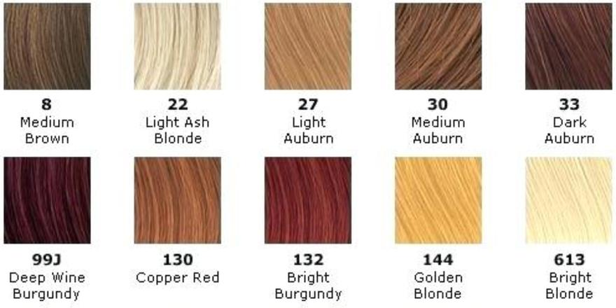 Awesome New Hair Colours To Start The New Uni Year With