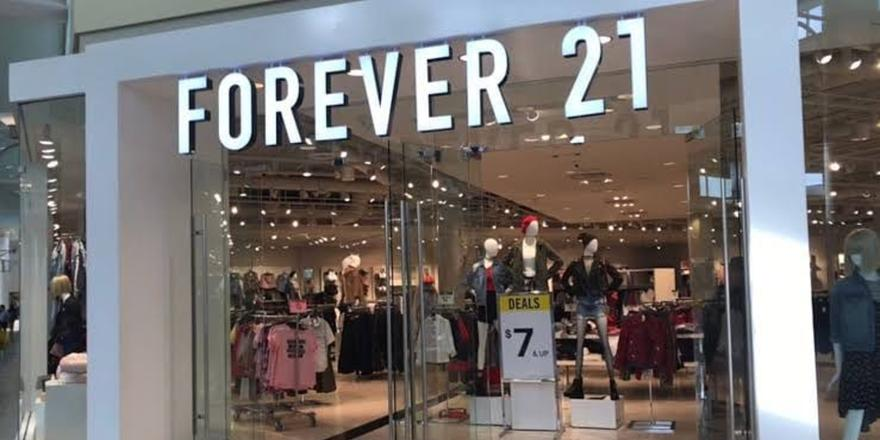 Forever 21 Just Filed for Bankruptcy and Will Close Nearly 350 Stores