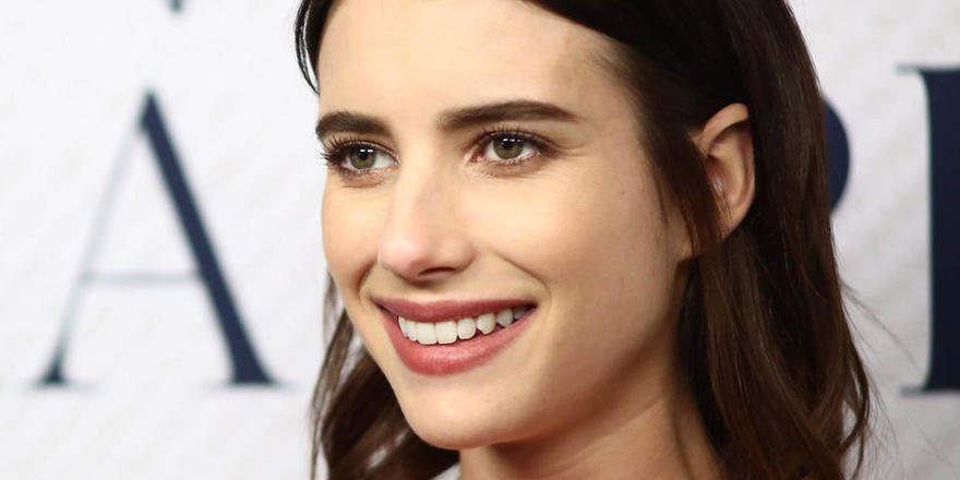 Emma Roberts Just Debuted The Most Gorgeous Honey Blonde Hair Colour