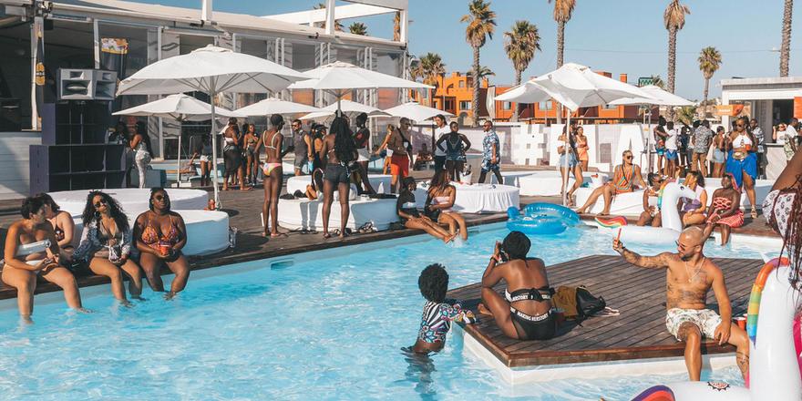 Dubai's Trendiest Pool Parties In 2020