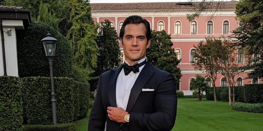 Henry Cavill is coming to Dubai