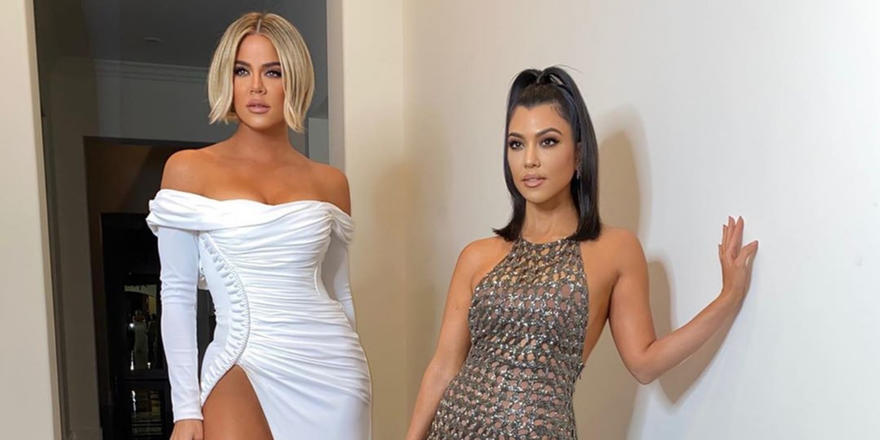"Khloe Kardashian said Kourtney ""ruined"" the Oscars for her and Kylie Jenner"