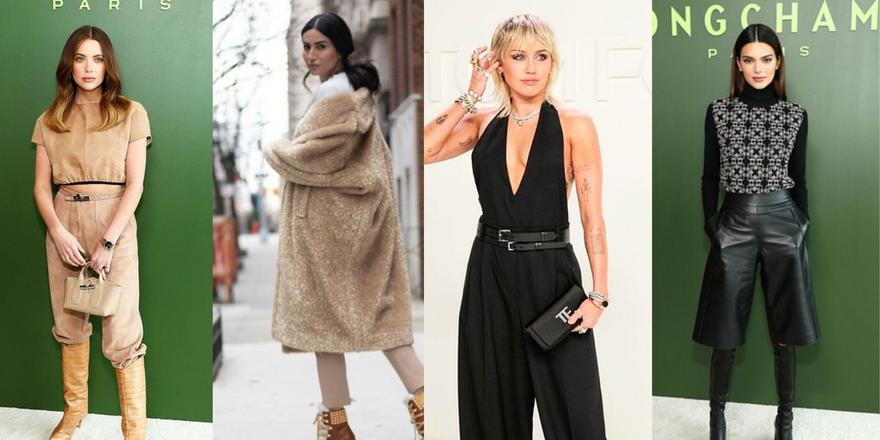 NYFW Autumn/Winter 2020: These front row celebrity looks gave us all style envy