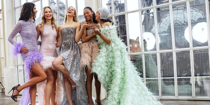 This regional fashion influencer just opened a show at LFW