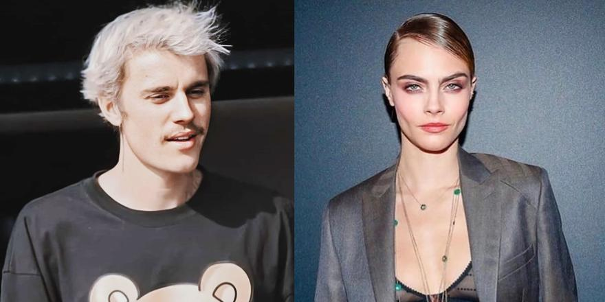 Here's why Justin Bieber and Cara Delevingne are feuding