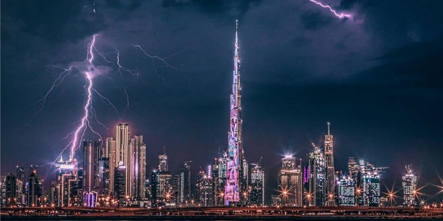PSA: More rain expected in Dubai on Friday