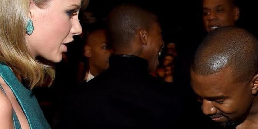 Hold up, Kim Kardashian has something to say about the Kanye and Taylor Swift feud